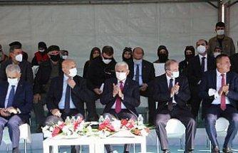 AK Parti Genel Başkanvekili Yıldırım, Bayburt'ta açılışlar yaptı