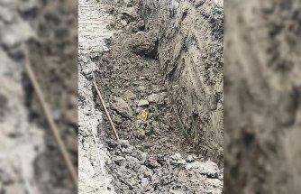 Samsun'da kanal açma çalışmasında toprak altında kalan harita teknikeri öldü