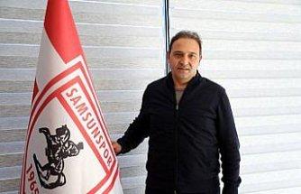 Samsunspor Teknik Direktörü Çapa, ilk maçında galibiyet hedefliyor: