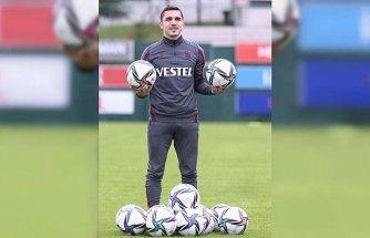 Trabzonspor'un genç oyuncusu Abdülkadir Ömür: