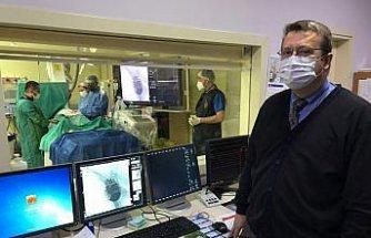 Zonguldak'ta kalp hastalarına pil tedavisi uygulanmaya başladı