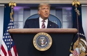 Trump: Joe Biden haksız yere, başkan olduğunu açıklamamalı