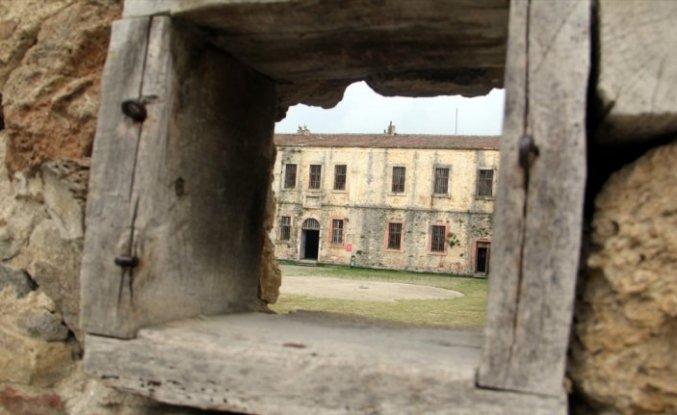 Tarihi Sinop Cezaevi ve Müzesi'ndeki restorasyon 2 yılda tamamlanacak