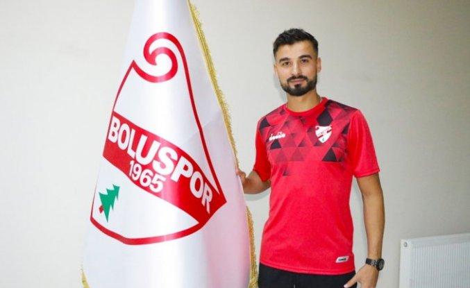 Boluspor, orta saha oyuncusu Tugay Kaçar'ı transfer etti