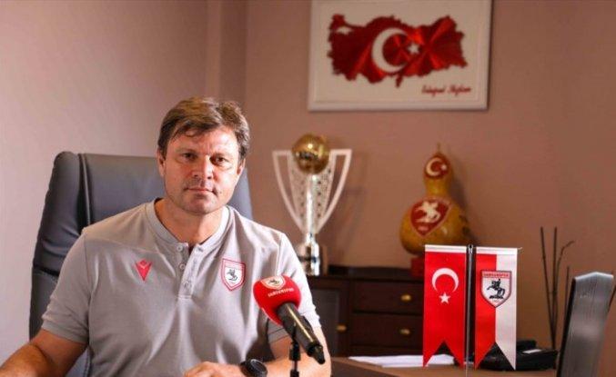 Samsunspor Teknik Direktörü Ertuğrul Sağlam yerli forvet istiyor