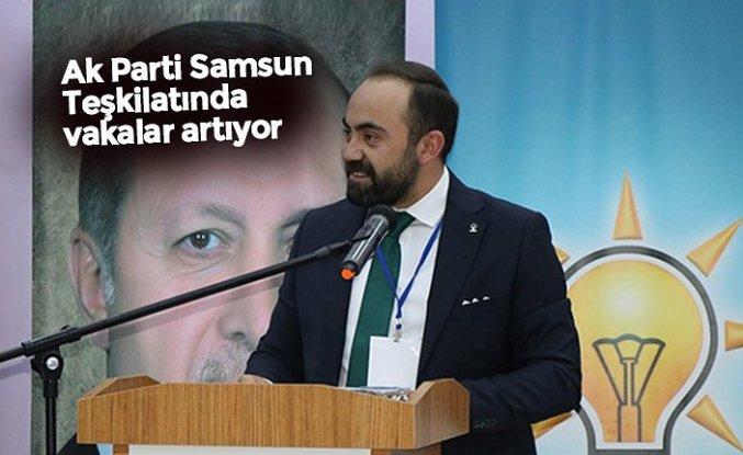 AK Parti İlçe Başkanı Bakır'ın Kovid-19 testi pozitif çıktı