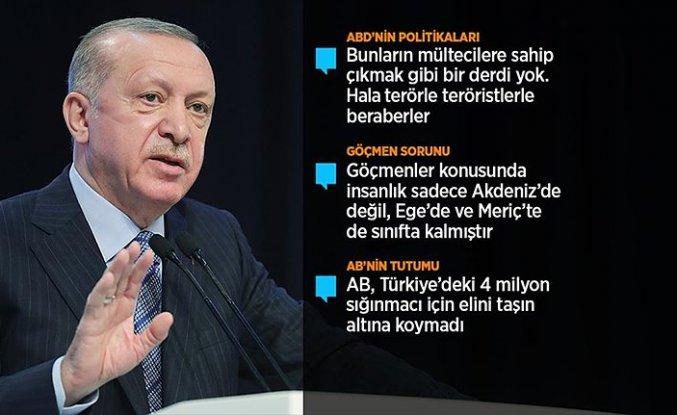 """Cumhurbaşkanı Erdoğan: """"Ülkeye katkı sunmak isteyenlere gereken kolaylığı göstereceğiz"""""""