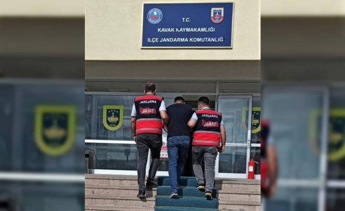 Samsun'da firari cinayet hükümlüsü yakalandı