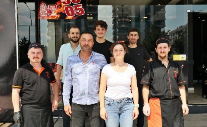 Samsun'da esnaf bir günlük kazancını TEMA Vakfı'na bağışladı