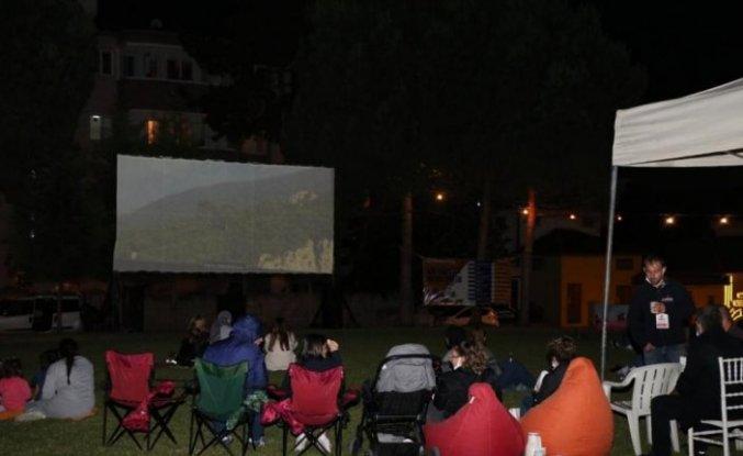 Safranbolu'da ödüllü belgesel ve sinema filmi gösterimleri başladı