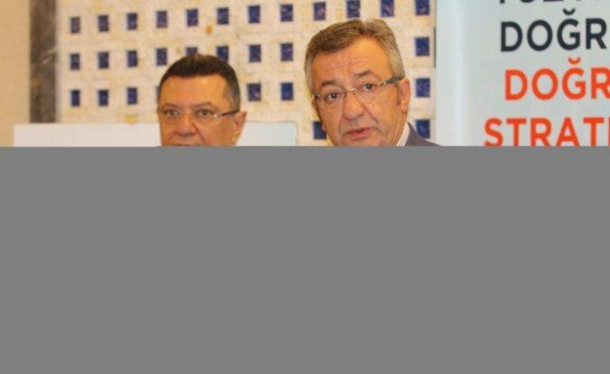 CHP Grup Başkanvekili Altay, partisinin Abant kampında konuştu: