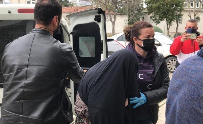 Samsun'da 2 akrabasını silahla yaralayan kadın tutuklanırken eşi ve oğlu serbest kaldı