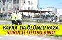 Otomobil sürücüsü tutuklandı