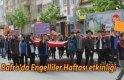 Bafra'da Engelliler Haftası etkinliği