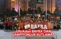 UltrAslan Bafra'dan Meşale şov