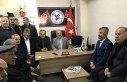 Büyükşehir Belediye Başkan Adayı Güler, muhtarla...