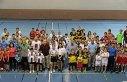 Bafra Belediyesi yaz spor okulları açılış töreni