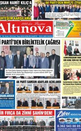 Bafra Haberleri | Bafra Haber – Bafra Son Dakika Haber - 22.01.2019 Manşeti