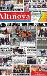 Bafra Haberleri | Bafra Haber – Bafra Son Dakika Haber - 12.02.2019 Manşeti