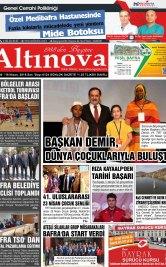 Samsun Bafra Haberleri | Samsun Haberleri - Haber, Haberler - 16.04.2019 Manşeti