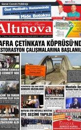 Samsun Bafra Haberleri | Samsun Haberleri - Haber, Haberler - 17.04.2019 Manşeti