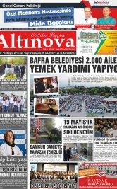 Samsun Bafra Haberleri | Samsun Haberleri - Haber, Haberler - 07.05.2019 Manşeti