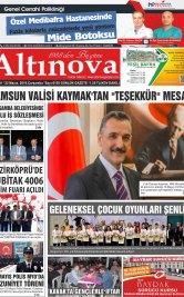 Samsun Bafra Haberleri | Samsun Haberleri - Haber, Haberler - 21.05.2019 Manşeti