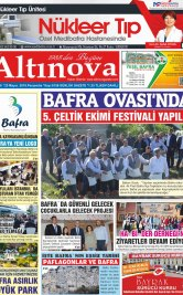 Samsun Bafra Haberleri | Samsun Haberleri - Haber, Haberler - 23.05.2019 Manşeti