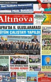 Samsun Bafra Haberleri | Samsun Haberleri - Haber, Haberler - 13.06.2019 Manşeti