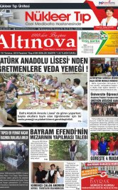 Samsun Bafra Haberleri | Samsun Haberleri - Haber, Haberler - 01.07.2019 Manşeti