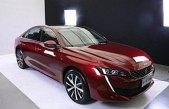 Peugeot, Çin'de yeni Peugeot 508L modelini tanıtıyor