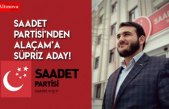 SAADET PARTİSİ'NDEN ALAÇAM'A SÜPRİZ ADAY!