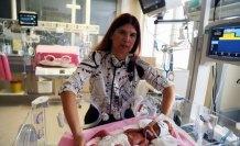 Prematüre bebeklerin yaşama şansı