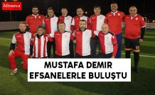 Cumhur İttifakı Samsun Büyükşehir Belediye Başkan Adayı Mustafa Demir EFSANELERLE BULUŞTU