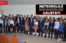 Meteoroloji Mühendisliği Çalıştayı