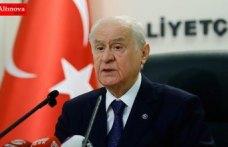 MHP Genel Başkanı Bahçeli: Binali Yıldırım aday olursa görevini bırakmasına gerek yok