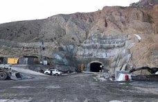 Artvin'de tünel çalışmasında kaza