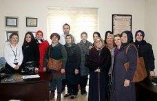 Amasya'da mikrokredi dağıtım töreni