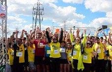 Akbatı Koşusu'nda bin 500 kişi iyilik için koştu