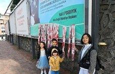 Ereğli Belediyesi'nden çocuklara uçurtma sürprizi