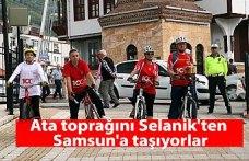 Ata toprağını Selanik'tenSamsun'a taşıyorlar