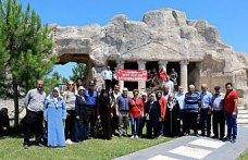 Turhallı şehit ailelerine Samsun gezisi