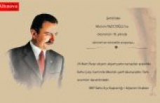 Şehit Lider Muhsin Yazıcıoğlu  Bafra`da anılıyor