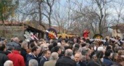 Kenan Şare Cenaze Töreni