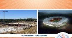 26 YENİ FUTBOL STADI PROJESİ