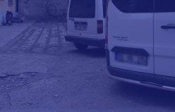 Bafra`da hırsızlık