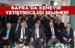 Bafra`da Kenevir Yetiştiriciliği semineri