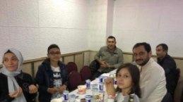 Kolaylıları İstanbul`da buluşturan iftar yemeği