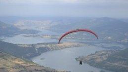 Kapıkayafest 3.Gün Paraşüt Uçuşları
