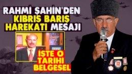 KIBRIS BARIŞ HAREKATI BELGESELİ
